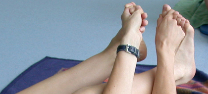 Workshop mit der Feldenkrais Methode für Füße, Atem und Aufrichtung